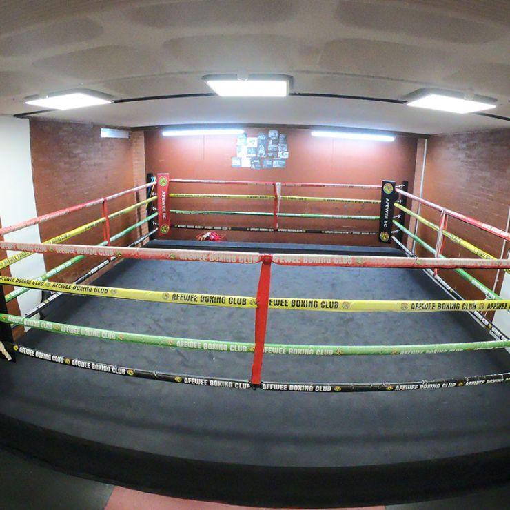 Boxing Ring Brixton